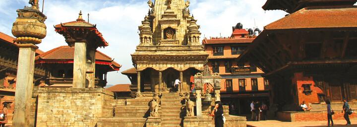 Bhaktapur - Durbar-Platz