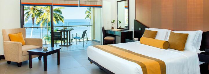 Deluxe Zimmerbeispiel des Shinagawa Beach Hotel by Asia Leisure
