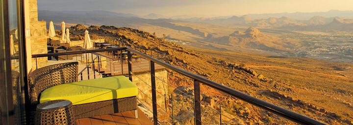 Jebel Shams - The View