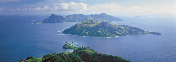 Fiji Inseln Panorama