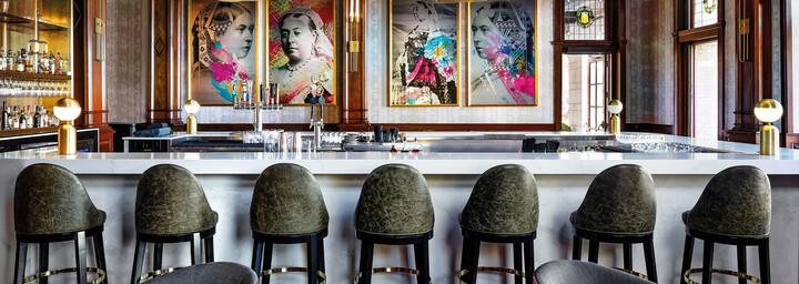 Bar des Fairmont Empress