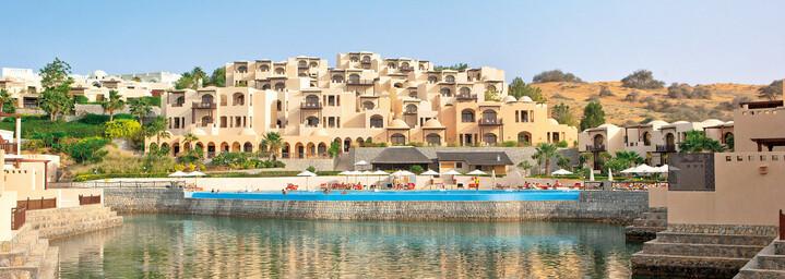 Außenansicht The Cove Rotana Resort Ras Al Khaimah