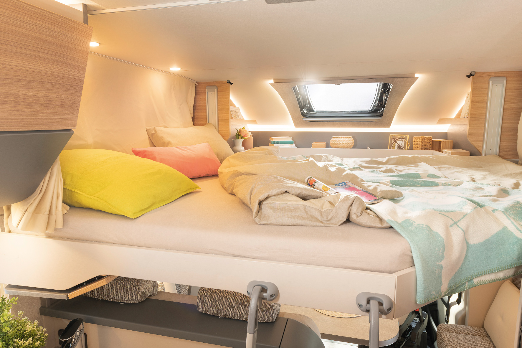 McRent Camper Europa - Kategorie Comfort Plus
