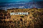 Berühmtes Hollywood Sign
