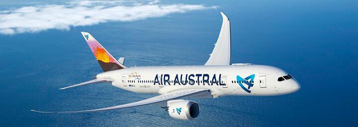 Boeing 787 der Air Austral