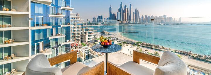 Beispiel Luxe-Zimmer - FIVE Palm Jumeirah Dubai