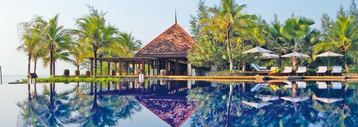 Pool des Tanjong Jara Resort Terengganu