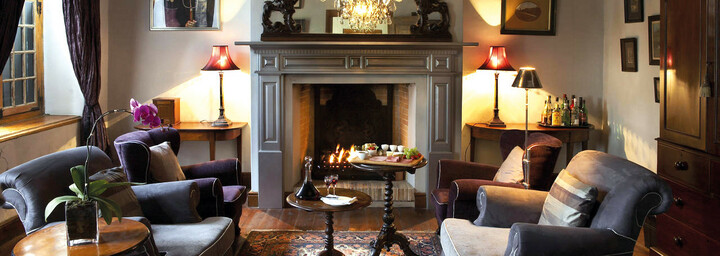 Lounge des Hawksmoor House