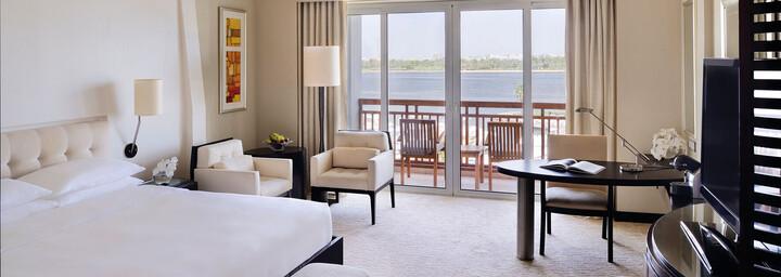 Zimmerbeispiel des Park Hyatt Dubai