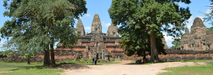 East Mebon Tempel, Ankgor Wat Nationalpark in Siem Reap