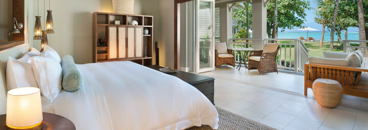 Beispiel Junior Suite St. Regis Mauritius Resort Le Morne