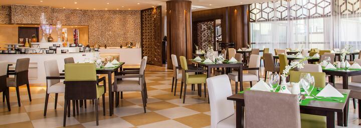 Mövenpick Amman  Restaurant
