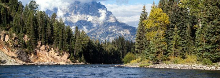 Snake River im Grand Teton Nationalpark