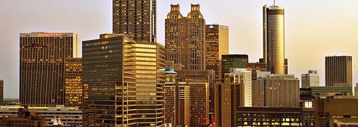 Skyline Atlanta