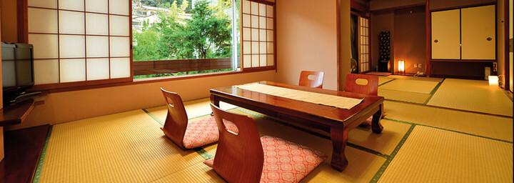 Ryokan - typisch japanisches Gästehaus