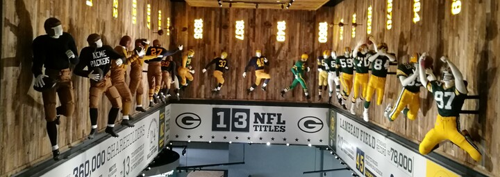 Hall of Fame - Green Bay Packers