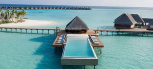 Luxuriöse Auszeit auf den Malediven