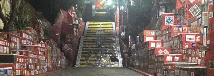Treppen von Lapa
