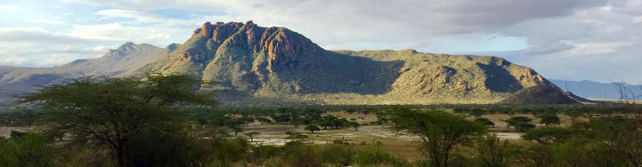 Kenia Reisebericht - Shaba National Reserve