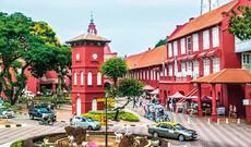 Historisches Malakka