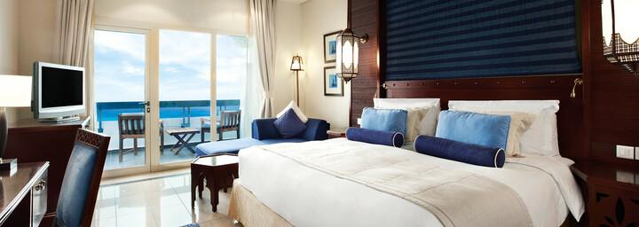 Beispiel Deluxe-Zimmer Hotel Ajman