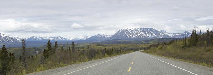 Yukon Reisebericht: Haines Highway