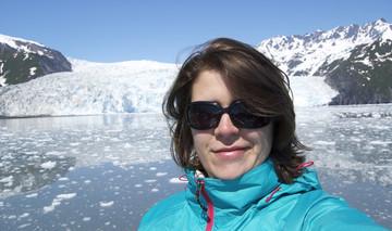 Alaska Reisebericht: Reiseexpertin Romy im Kenai Fjords Nationalpark