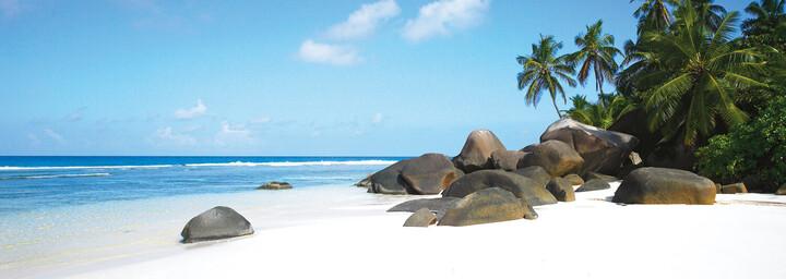 Strand am Hilton Seychelles Labriz Resort & Spa
