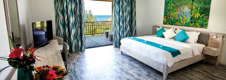 Valmer Resort - Ocean-View-Suite-Beispiel