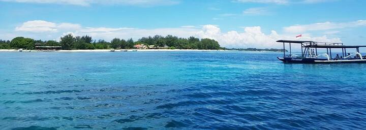 Bali Reisebericht - Gili Inseln