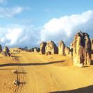 Pinnacles Wüsten 4 WD Abenteuer