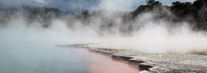 Thermalquellen Rotorua