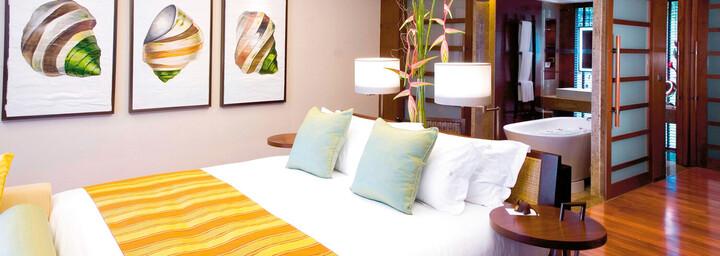 Zimmerbeispiel Deluxe Zimmer - Centara Beach Resort & Villas Krabi