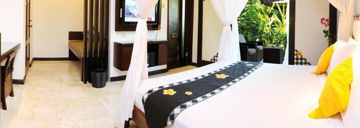 Candi Beach Resort & Spa - Zimmerbeispiel