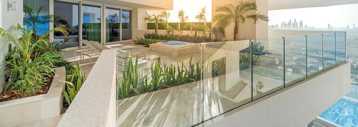 Beispiel Jacuzzi-Zimmer - FIVE Jumeirah Village Dubai