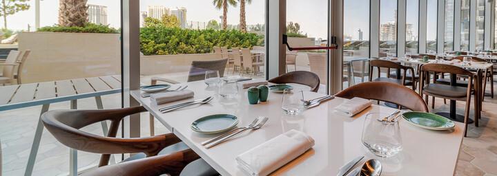 Restaurant - FIVE Jumeirah Village Dubai