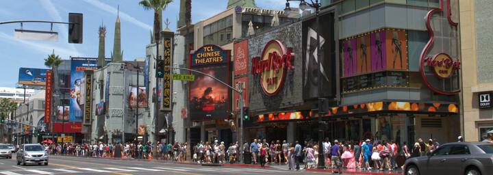 Hard Rock Cafe Los Angeles