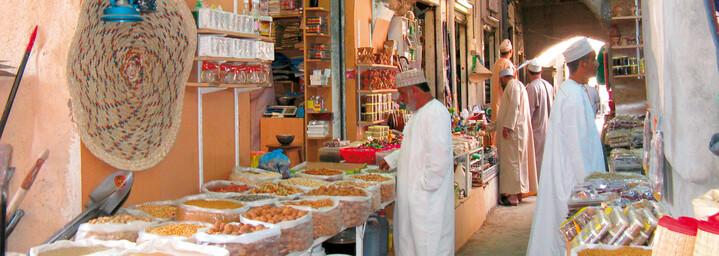 Nizwa Souk Oman