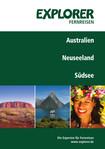 Explorer Fernreisen Ozeanien Katalog Cover