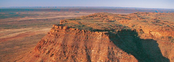 Kings Canyon George Gill Ranges