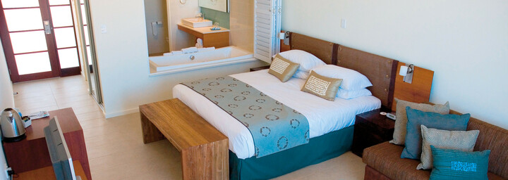 Zimmerbeispiel Novotel Ningaloo Resort Exmouth