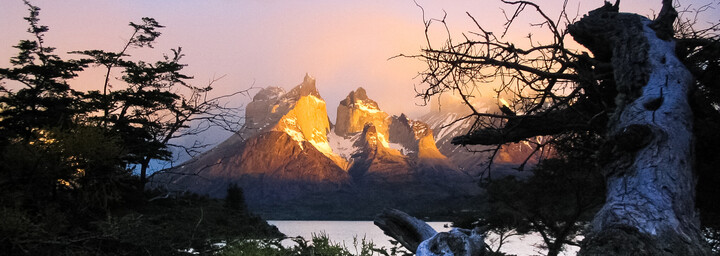 Torres del Paine Nationalpark Chile