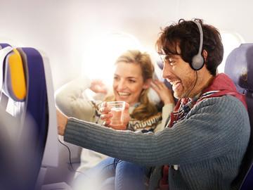 Lufthansa Entertainment Angebot