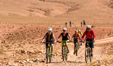 Marokko per Mountainbike erkunden