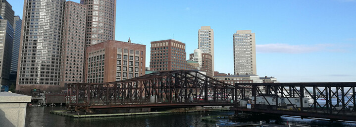 Reisebericht Boston: Boston Skyline