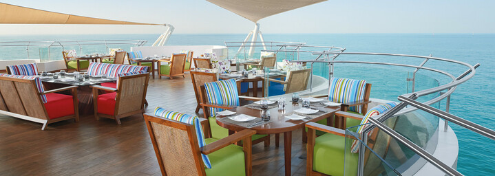 Restaurant 2 des Banana Island Resort by Anantara in Doha