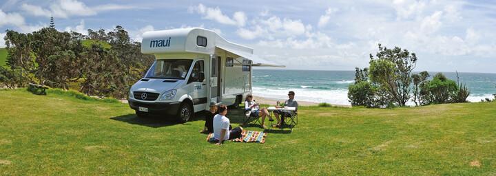 Mit dem Maui Camper durch Australien