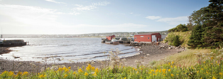 Cape Breton Island Landschaft