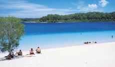 Fraser Island Tagestour