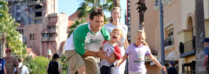 Familie Disney World Orlando